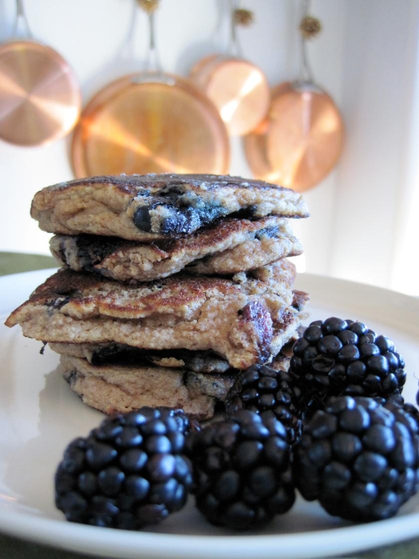 Pancake Cairns