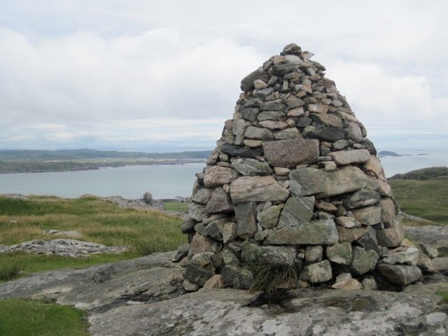 Cairn on Iona